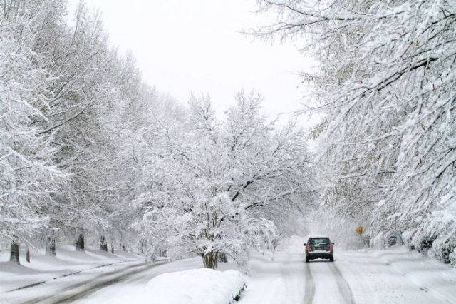 Cool Nature Pictures: Now Winter Storms in USA