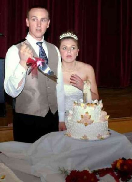 Funny Wedding Seen On www.coolpicturegallery.us