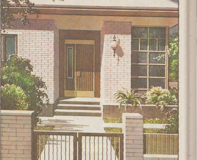 Крыльцо. Фото. Дом построен 1992г.