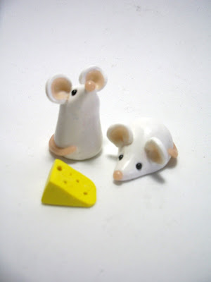 Wee White Mice