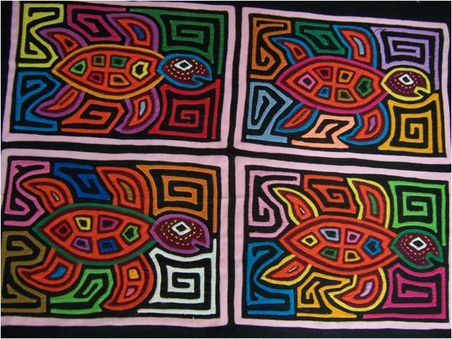 Art Threads: Friday Inspiration - Molas