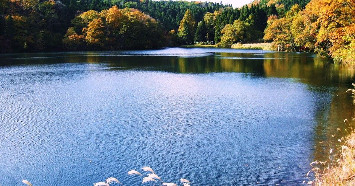 こんにちは!海潮地区振興会です♪: 「うしおの沢池」を日本ため池百選 ...