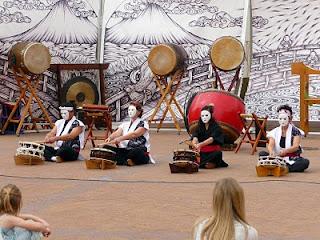 Taiko Drumming Demonstration