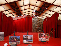 Taliesin West Pavilion Theater