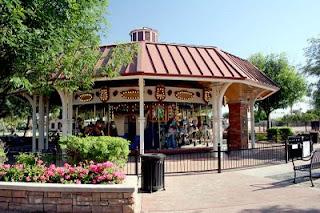 Charro Carousel in Scottsdale, AZ