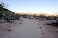 Walking Trail at Deer Valley Rock Art Center
