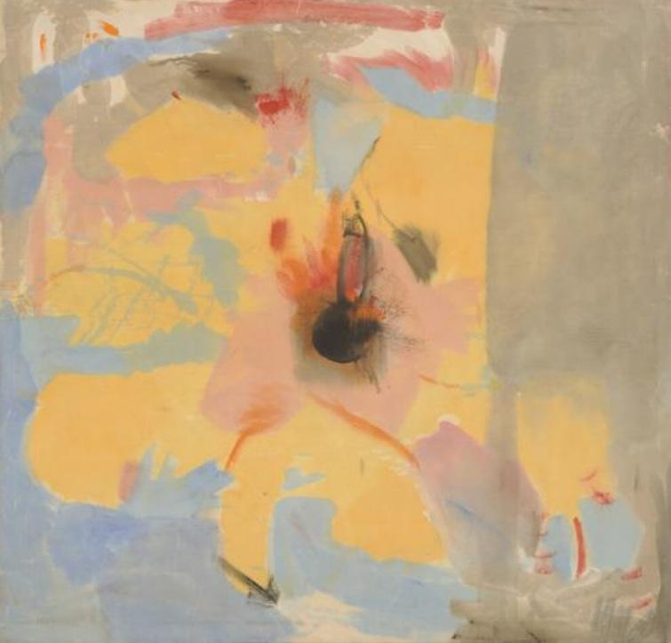 Bay Area Art Quake: Helen Frankenthaler at Berggruen