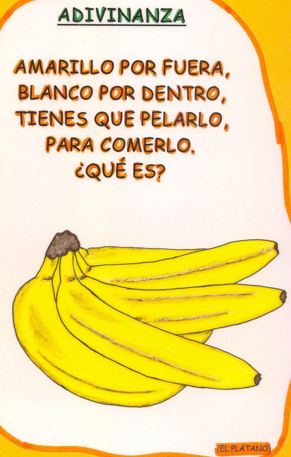 Escuela Especial Abierta Adivinanzas De Frutas,oficios Y