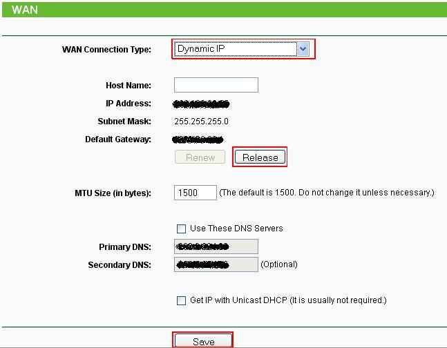 Windows Driver Help: How To Setup TP-LINK Wireless Router ...