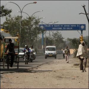 Tervetuloa Delhiin