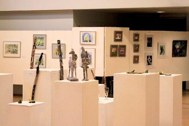 Haagan Taideseuran vuosinäyttelyä vuonna 2010