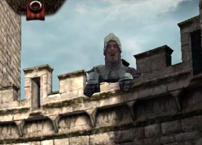 Infinity Blade and Epic Citadel yet to achieve their full comedic