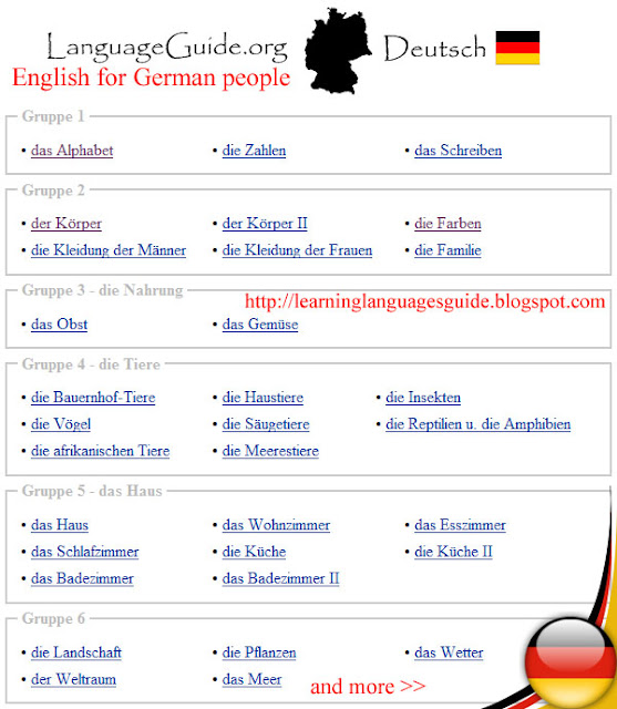 Learning Languages Guide