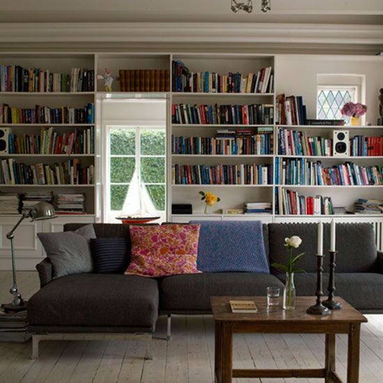 Your Living Room: Organize Your Life!: How To Organize Your Living Room