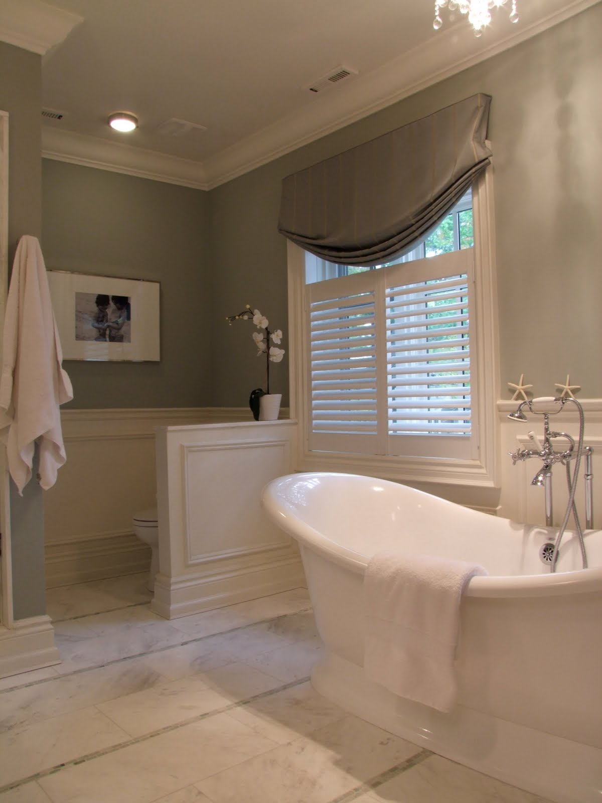 Pictures For Bathroom Walls Restful Retreat From Bradshaw Designs In Beautiful San