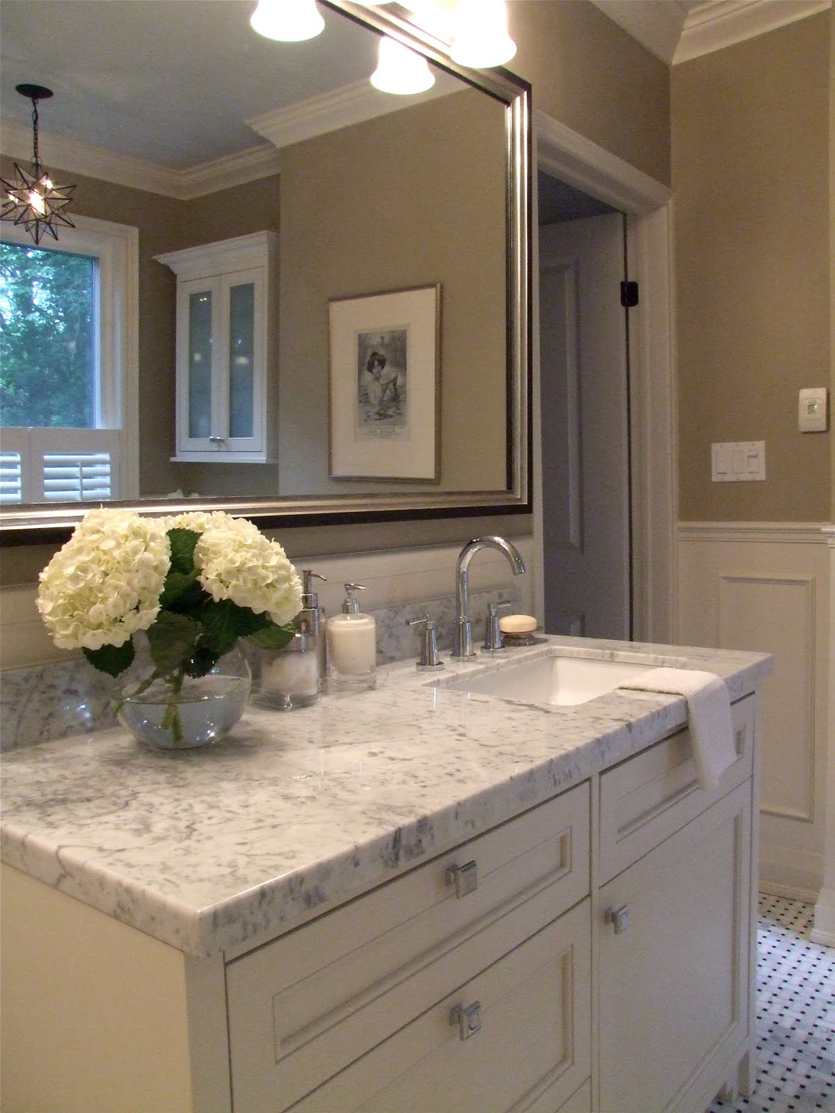 YOUR DREAM HOUSE: After: E-Design Bathroom Project Part 2