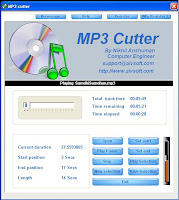 Software MP3 Cutter Gratis Download
