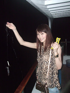 你好..我是曾美華..: 釣墨魚....