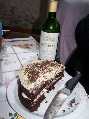 Trifle Devil S Food Cake