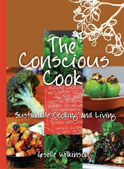The Conscious Cook: sustainable cooking and living