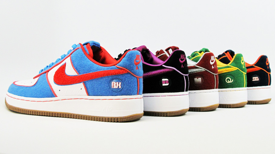 on sale 02867 ee295 Nike Passeig de Gracia  Air Force 1