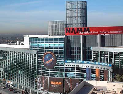 Live From Anaheim: Daily Coverage of NAMM '09