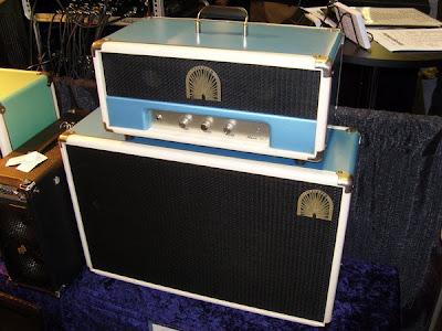 NAMM 09: Trillium Amplifiers