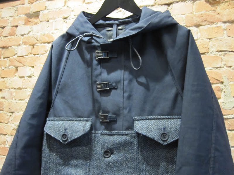 f39b7bbcb7be Nigel Cabourn provided us this weeks climax yesterday by sending us the  legendary Cameraman Jacket.