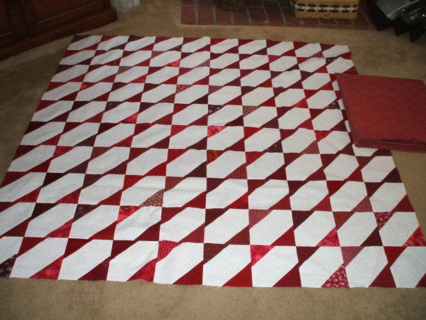 Slanted Stars Quilt SEWING QUILTING PATTERN | eBay |Slanted Star