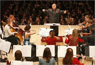 Amateur orchestra new york city