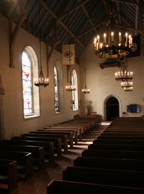 Travel With Terry Virginia Trinity Episcopal Church