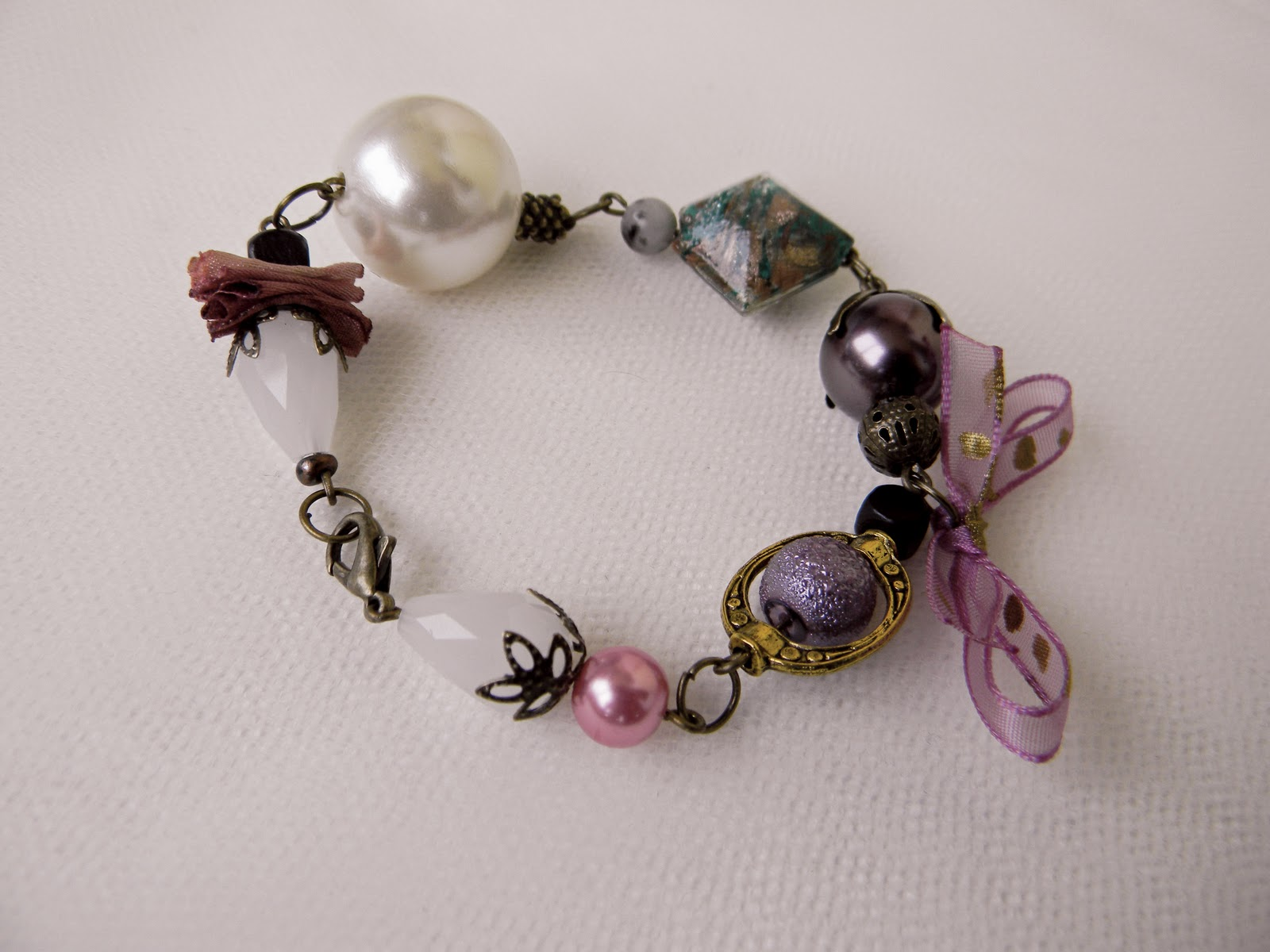 "Bracelet from ""Carolle"" Collection"