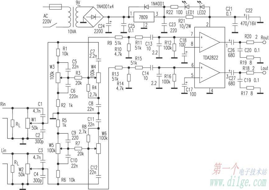 October 2012 Electronic Circuits Diagram