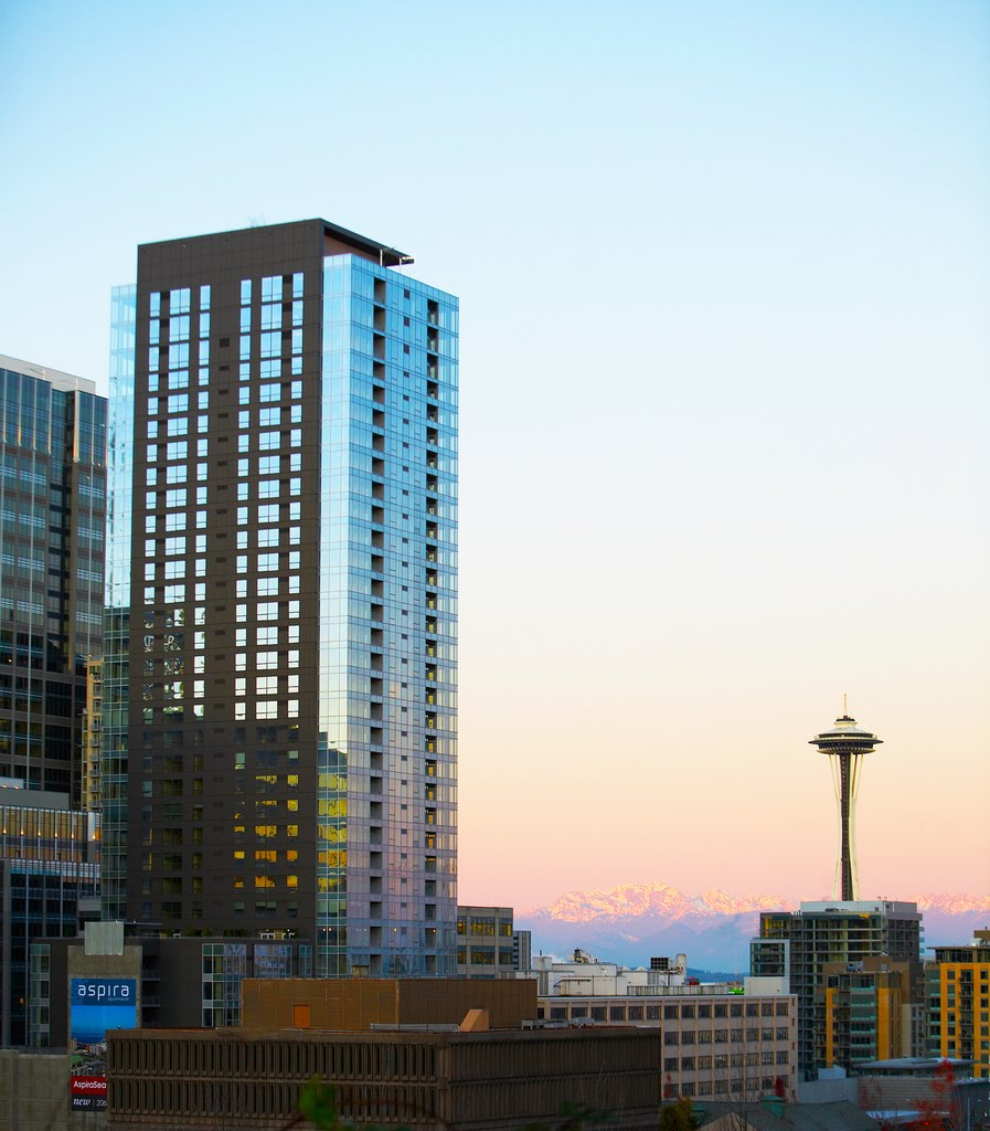 Apartment Seattle: The Keller Group News: Aspira Apartments In Seattle Open