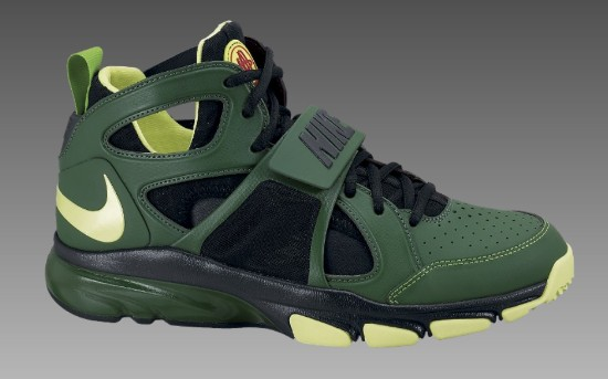 """3c63a4aa6e5f FLOCKGANG   Nike Zoom Huarache Trainer – """"The Green Hornet"""""""
