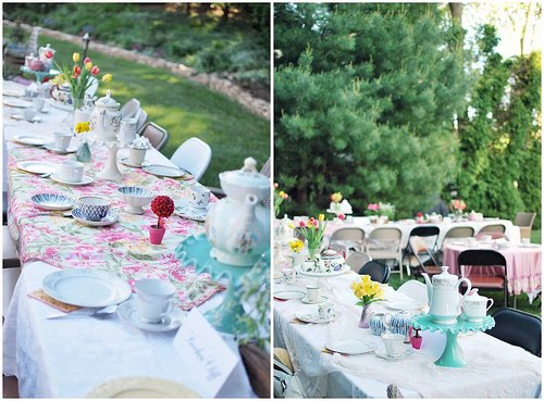 Karas Party Ideas Tea Party From Around The World Karas Party Ideas