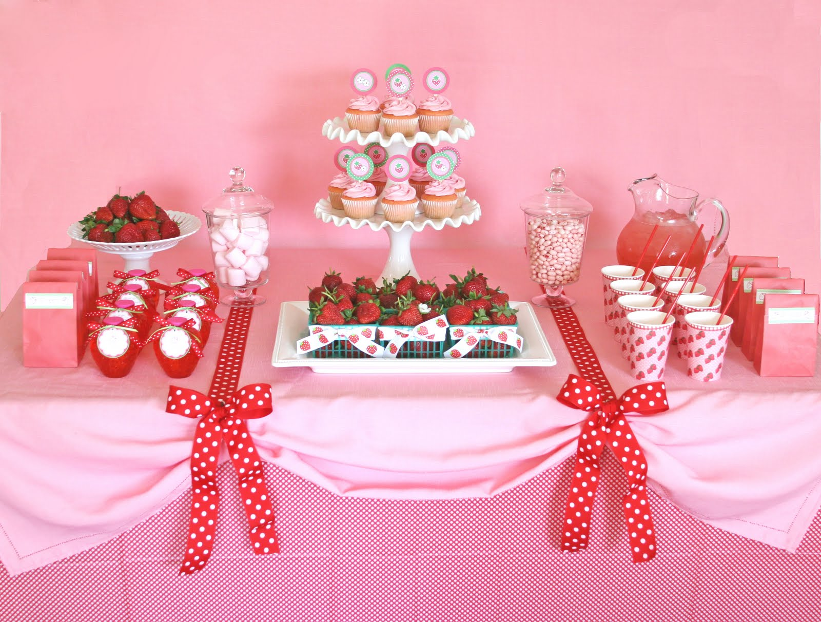 kara s party ideas sweet strawberry party kara s party ideas