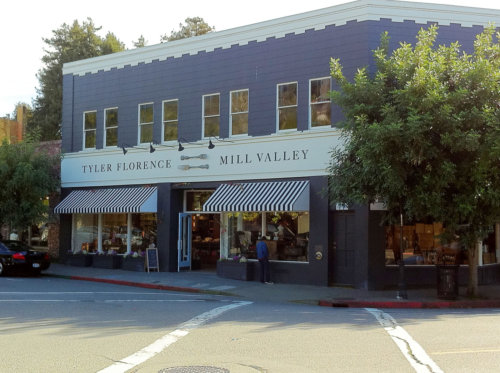 0255462c81fa Even the outside is gorgeous. Being able to visit the cute town of Mill  Valley