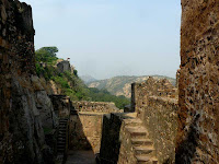Inside the Ranthambore FOrt