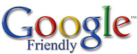 Create a Google friendly site