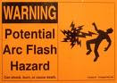 Dangerous Arc Flash