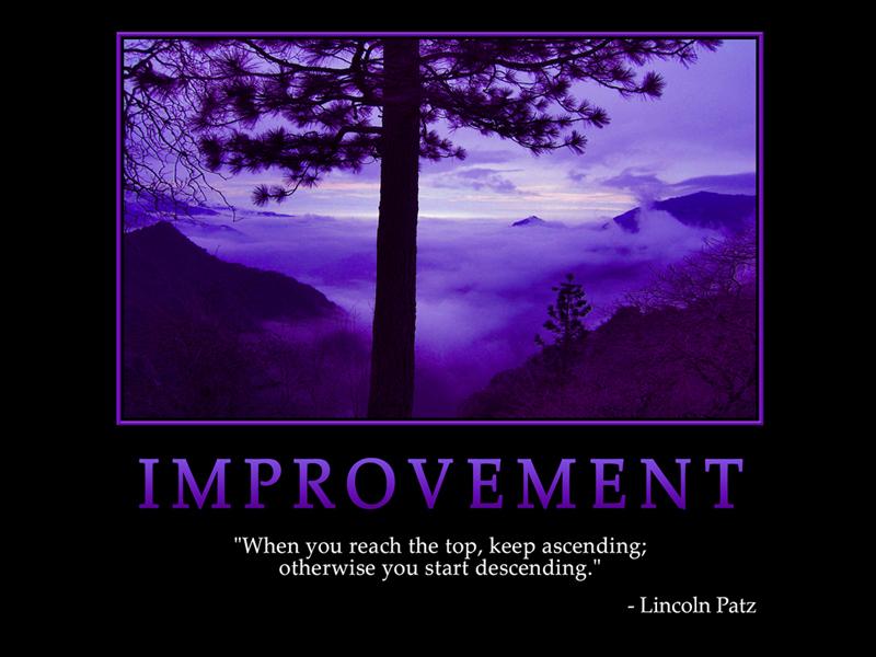 Improvement Quotes: Self Improving Inspiring Quotes: Nov 4, 2010