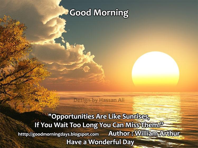 Self Improving Inspiring Quotes: Good Morning Friday. 8