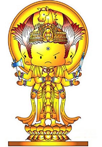 Cartoon Buddha Images ~ Buddhist Celebrities