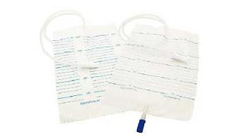 bolsa de diuresis para sonda
