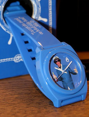 Beastie Boys Nixon Time Teller P Watches - No Sleep Till Nixon! Custom Designed by Mike D Himself!