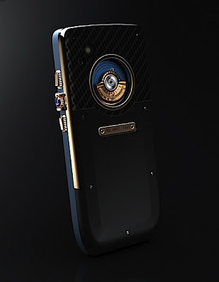 Ulysse Nardin Chairman Hybrid Mechanical Mobile Phone