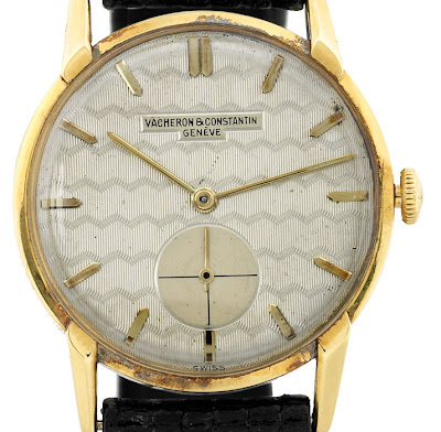 Marlon Brando's 1954 On The Waterfront Vacheron & Constantin Watch Auction