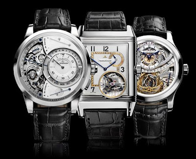 Jaeger-LeCoultre Hybris Mechanica 55 - The Most Complicated Trilogy of Watches Ever Produced!