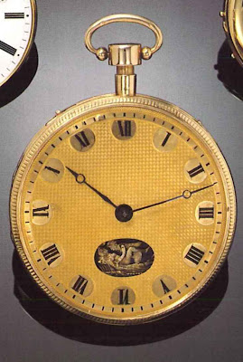 You Dirty Dirty Horologist - Hardcore Erotic Automaton Pocket Watches 1800s-Today